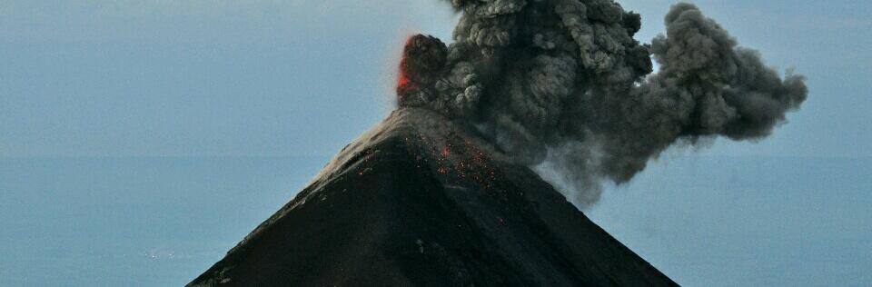 Revivez notre ascension du volcan Acatenango